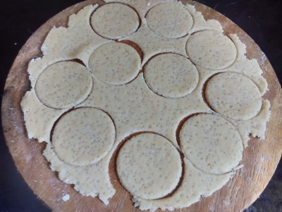 thekua recipe baked