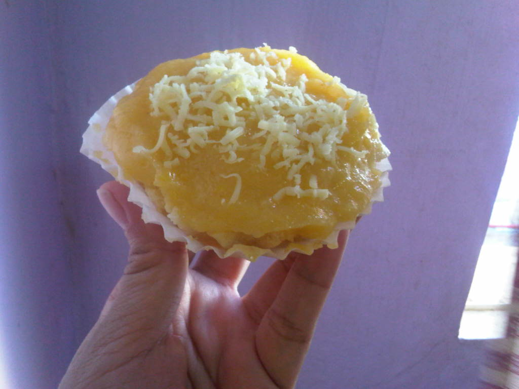 Yema Cupcake