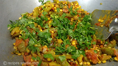 yummy katola with chana dal