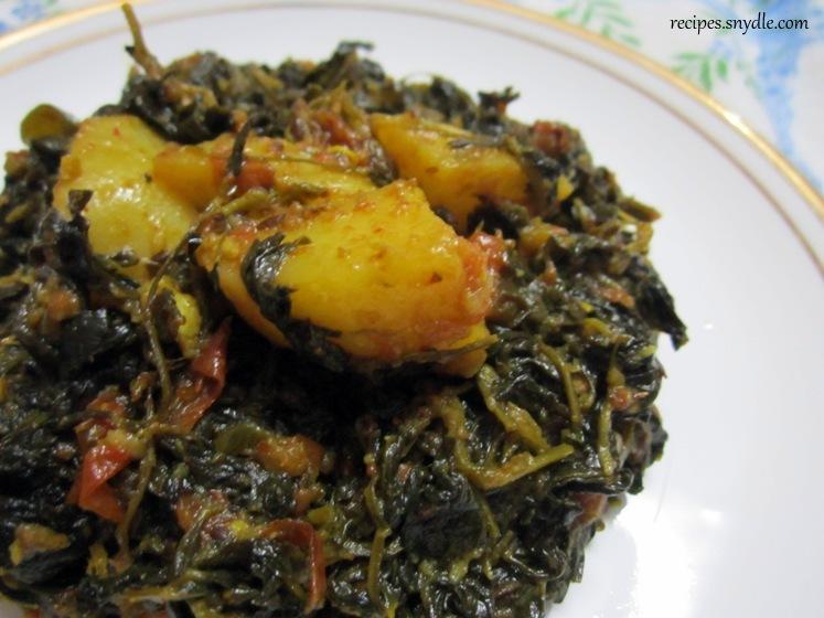 aloo methi recipe punjabi
