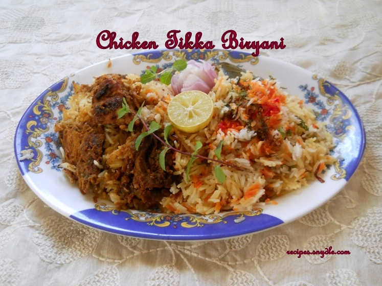 easy and simple biryani recipe