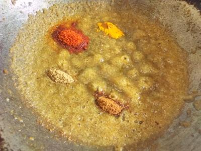 gravy for veg kofta