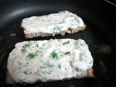 open sandwich recipes