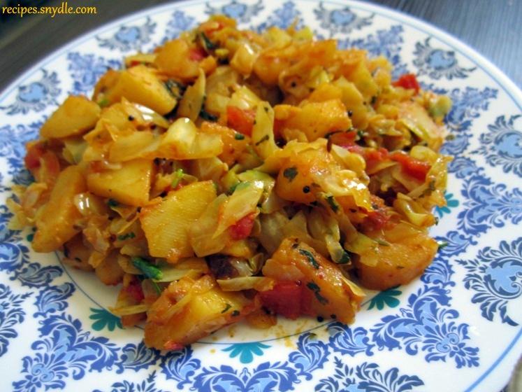 patta gobi recipe