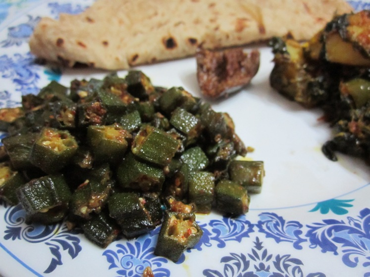 recipe of bhindi masala