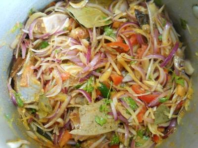 recipe of gosht dopiaza (2)