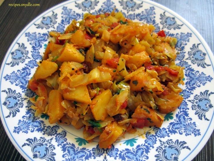 restaurant style gobhi recipe