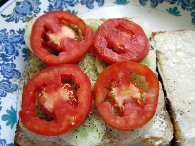sandwich recipe with step by step pictures