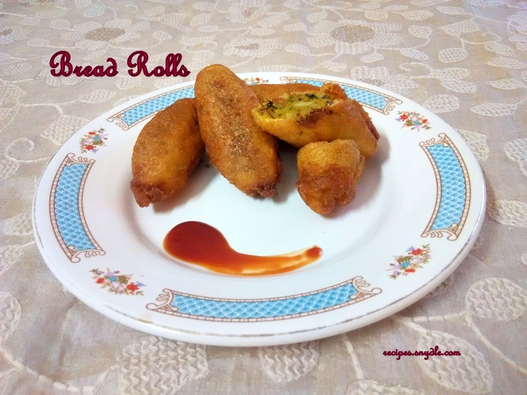 stuffed bread recipe indian