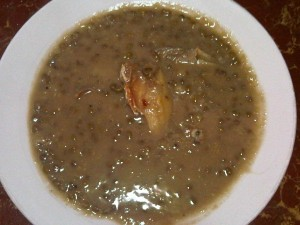 ginataang monggo with dried fish (5)