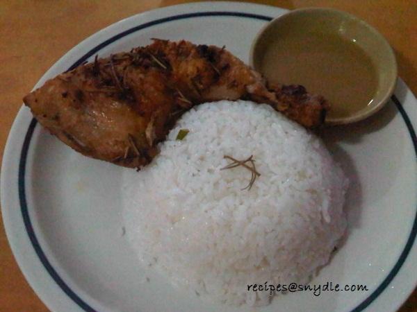 herb fried chicken