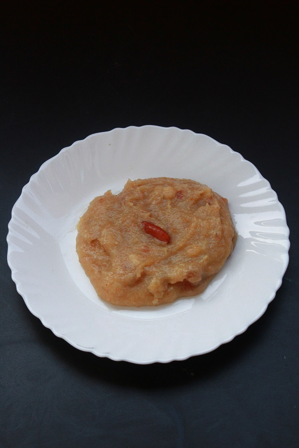 how-to-make-bread-halwa