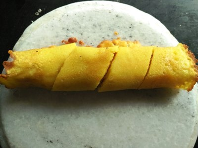 malpua stuffed with kalakand recipe