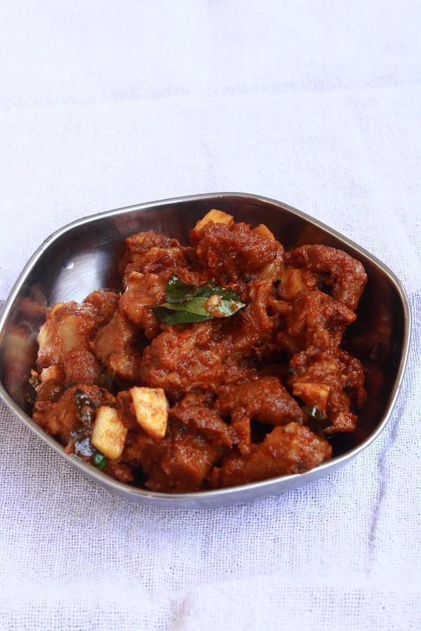 mutton-roast