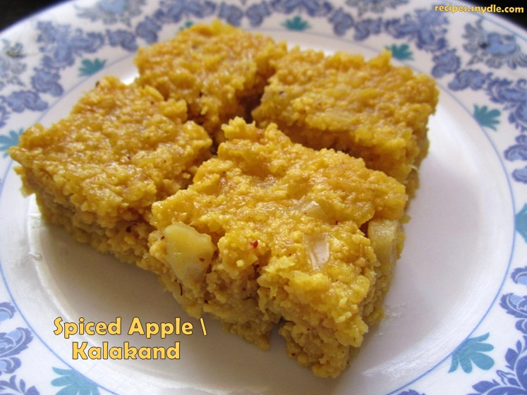spiced apple desserts