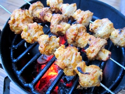 tandoori mushroom recipe