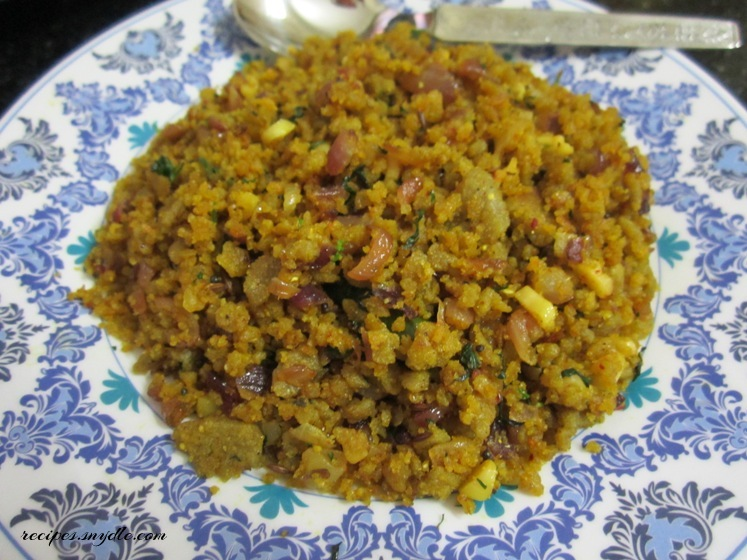 vaghareli bhakri recipes