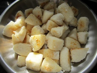 fried idli recipe