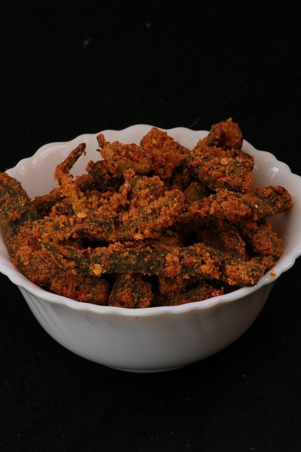 how-to-make-besan-bhindi