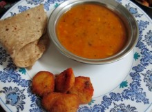 Khatti-Meethi Arhar Dal Recipe Goda Varan Recipe