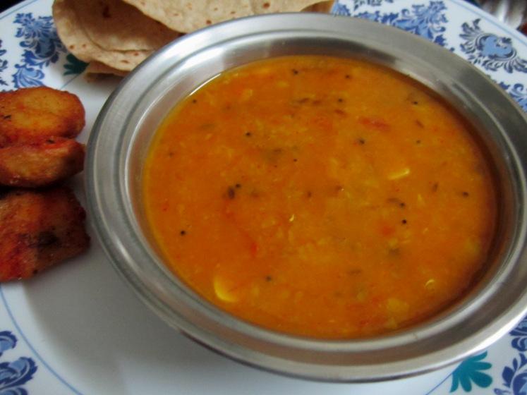 dal tadka recipe marathi style