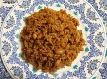 Khandeshi Khichadi Recipe