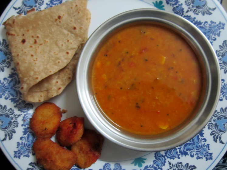 recipe of phodnicha varan