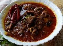 Nadan Beef Curry Malappuram style, Beef Mulakittathu
