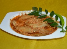 Manthal Fish Curry Kerala Style Sole Fish Curry (Nangu Fish Curry)