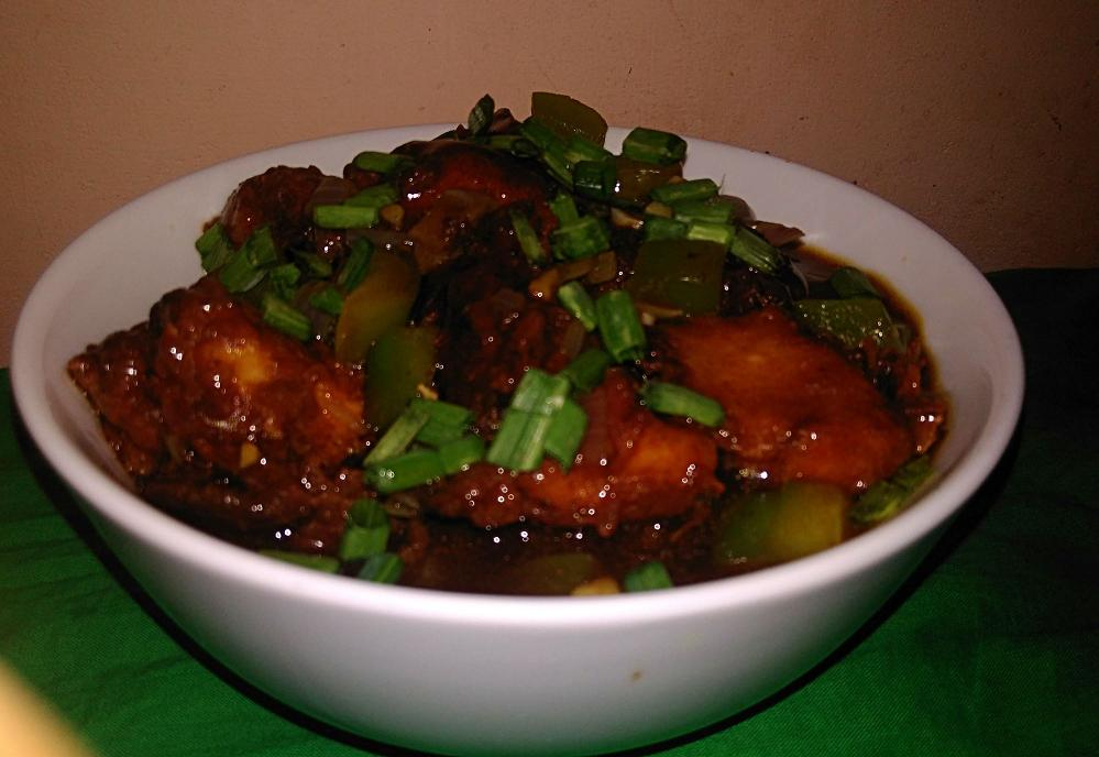 Chicken Manchurian Recipe - Yummy Recipes