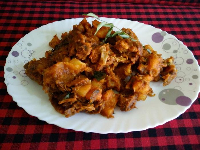 kappa-biryani-in-plate