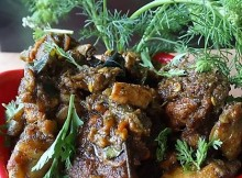 Nadan pepper chicken ( kurumulak chicken)