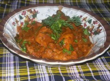 North Indian Kadai Chicken Recipe
