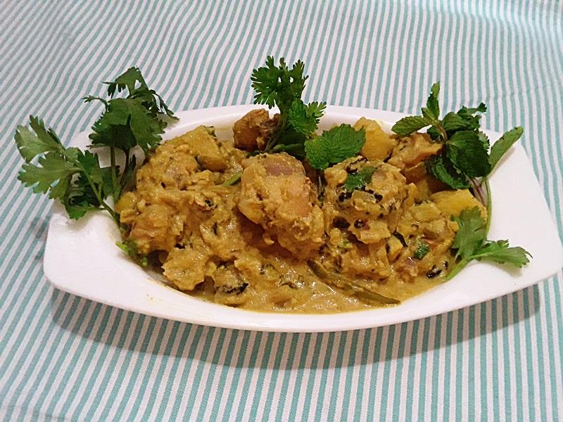 Almond Chicken Recipe Badami Chicken Recipe
