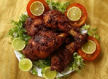 Spicy Chicken Drumstick Fry