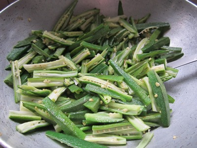 easy okra recipes