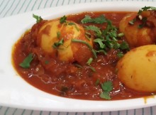 Egg Vindaaloo Recipe