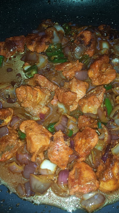 ginger chicken 8