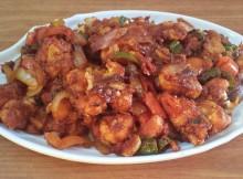 Gobi Manchurian Dry- Gobi Manchurian Dry Restaurant Style