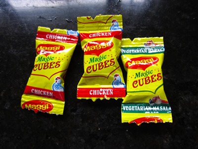 maggi magic cubes recipes