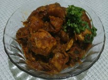 Nadan Chicken Varattiyathu