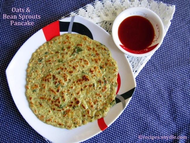 oats cheela recipe