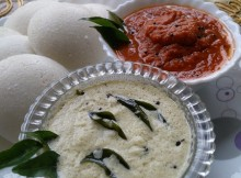 CHUTNEY FOR IDLI  AND DOSA