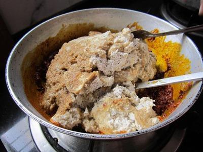 how to make tambda rassa