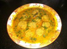 Beef Kofta Curry Beef Meat balls Curry