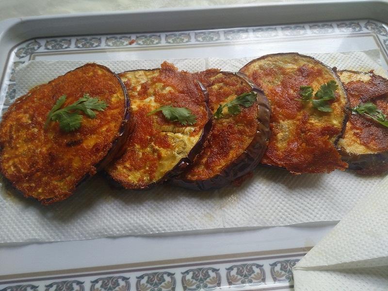 Brinjal Eggplant Fry Recipe