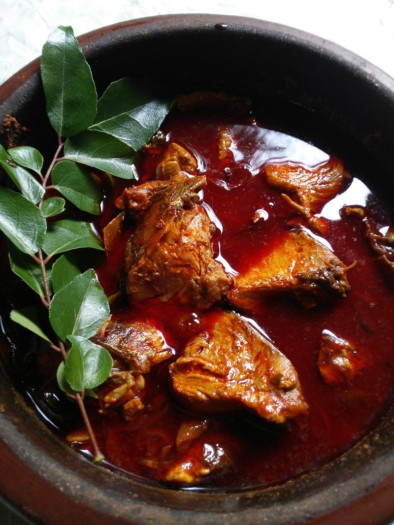 kerala fish curry mein