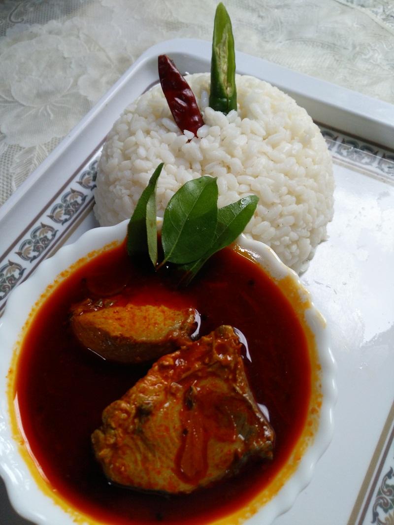 Kottayam Fish Curry