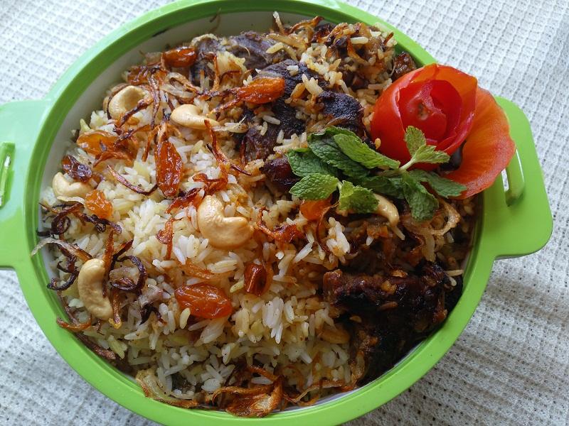 malabar beef biriyani main pick 2