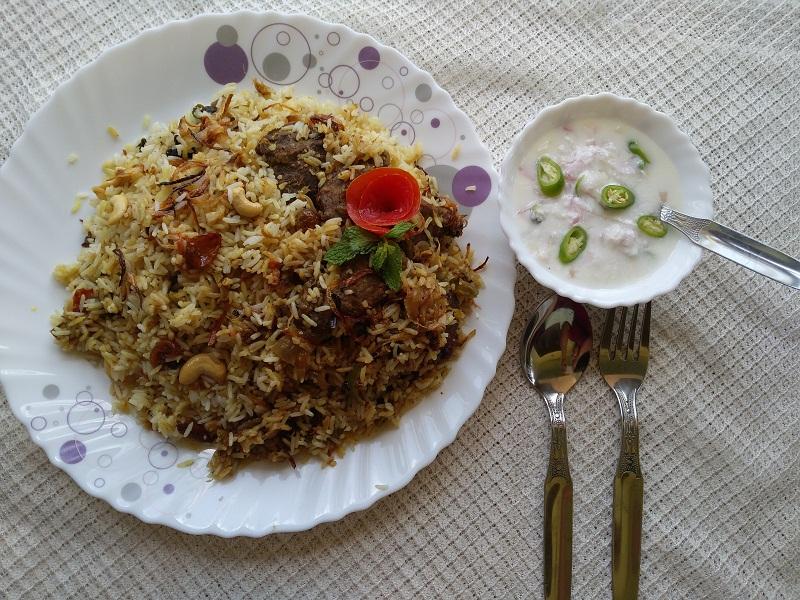 malabar beef biriyani main pick 4